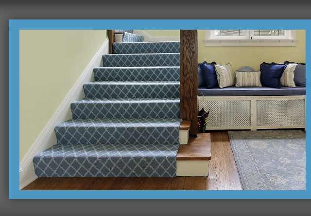 Carpeted Stairs | Roto-Static of Brantford | Carpet & Upholstery Cleaning