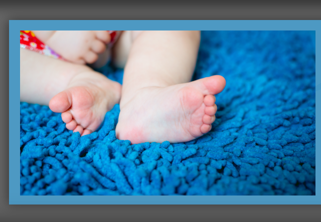 Baby feet on Carpet | Roto-Static of Brantford